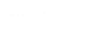 cardinal point logo white